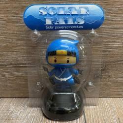 Solar Pal - Samurai/ blauer Ninja