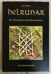 Buch - HELRUNAR ein Handbuch der Runenmagie - Fries, Jan