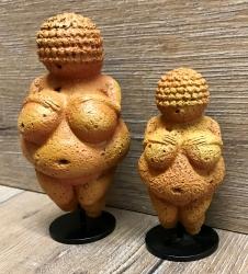 Statue - Pocket Art - Venus von Willendorf - 9cm