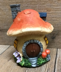 Magic Fairy Garden - Feen- Haus - Pilz Haus