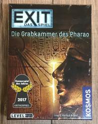 EXIT - Das Spiel - Die Grabkammer des Pharao - Profis - KOSMOS Verlag