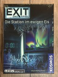 EXIT - Das Spiel - Die Station im ewigen Eis - Fortgeschrittene - KOSMOS Verlag