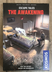 ESCAPE TALES - THE AWAKENING - KOSMOS Verlag
