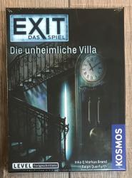 EXIT - Das Spiel - Die unheimliche Villa - Fortgeschrittene - KOSMOS Verlag