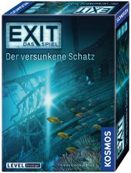 EXIT - Das Spiel - Der versunkene Schatz - Einsteiger - KOSMOS Verlag