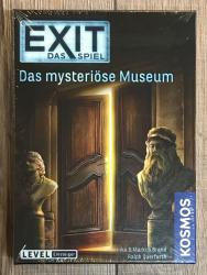 EXIT - Das Spiel - Das mysteriöse Museum - Einsteiger - KOSMOS Verlag