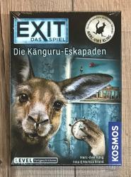 EXIT - Das Spiel - Die Känguru-Eskapaden - Fortgeschrittene - KOSMOS Verlag