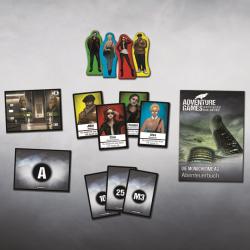 ADVENTURE GAMES - DIE MONOCHROME AG - KOSMOS Verlag