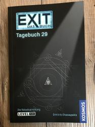 EXIT - Das Buch - Tagebuch 29 - Profi - KOSMOS Verlag