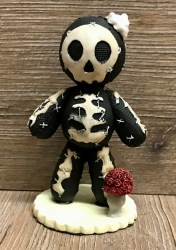 Figur - Pinheadz - Voodie Skelett