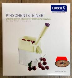 Lurch - Kirschentsteiner cremeweiß/ beere