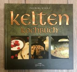 Buch - Kelten Kochbuch - Ingeborg Scholz