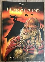 Buch - Nordland gebundene Ausgabe - Voenix - letzter Artikel