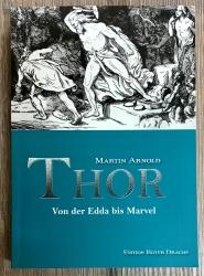 Buch - Thor - Von der Edda bis Marvel - Martin Arnold
