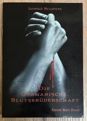 Buch - Die germanische Blutsbrüderschaft - Leopold Hellmuth