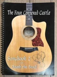 Buch - Damh the bard  Songbook 2 - Four cornered Castle