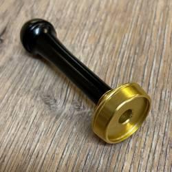 Siegel - Doppelinitial Siegel - 00 Griff Alu