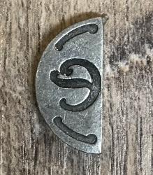 Siegel - Doppelinitial Siegel - E