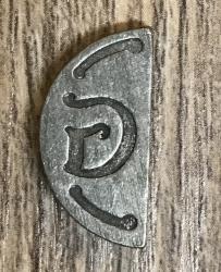 Siegel - Doppelinitial Siegel - G