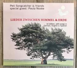 CD - Peti Songcatcher 02 - Lieder zwischen Himmel & Erde