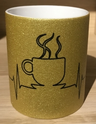 Tasse - Coffee Heartbeat - Spark