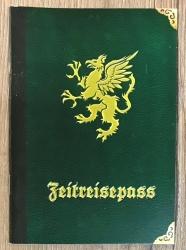 Aetherwelt - Zeitreisepass - Amt für Aetherangelegenheiten
