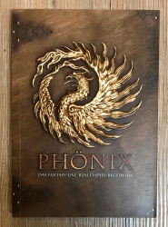 Buch - Phönix - das Fantasy-Live-Rollenspiel Regelwerk