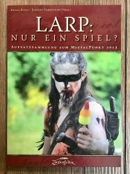 Buch - Aufsatzsammlung 2013 - LARP: Nur ein Spiel?