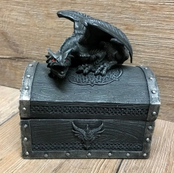 Truhe - Drachenhort Precious Hoard 12cm