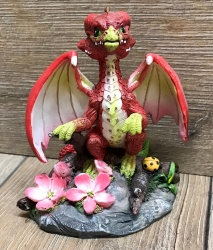 Figur - Drache - Apple Dragon/ Apfel Drache by Stanley Morrison