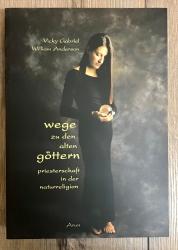 Buch -Wege zu den alten Göttern - Vicky Gabriel & William Anderson