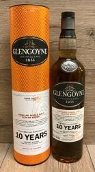 Whisky - Glengoyne 10 Jahre - 40% -  0,7l