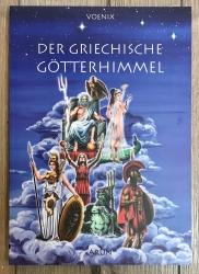 Buch - Der griechische Götterhimmel – Voenix