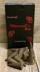 Räucherkegel - Stamford Werewolf´s Bite/ Biss des Werwolfs - 12 Stück