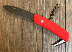 SWIZA Taschenmesser - D01 6 Funktionen - rot