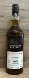 Whisky - Spirit & Cask - The Single Cask Bottling - Glen Ord 2011 Port Finish - 48% - 0,7l