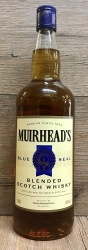 Whisky - Muirheads Blue Seal - Blended Scotch Whisky - 40% - 1l