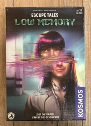 ESCAPE TALES - Low Memory - KOSMOS Verlag