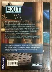 EXIT - Das Buch - Kids - Geheimnis der Piraten - Einsteiger - KOSMOS Verlag