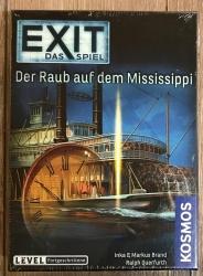 EXIT - Das Spiel - Der Raub auf dem Mississipi - Fortgeschrittene - KOSMOS Verlag