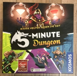 Spiel - 5-Minute Dungeon - Wahre Helden gegen die Zeit