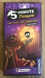 Spiel - 5-Minute Dungeon - Erweiterung - Der Fluch des Overlords