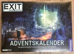EXIT - Das Spiel - Adventskalender 2020 Die geheimnisvolle Eishöhle - KOSMOS Verlag