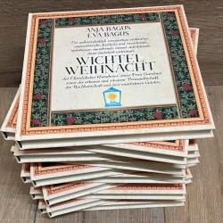 Buch - Wichtelweihnacht - Anja & Eva Bagus