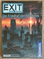 EXIT - Das Spiel - Der Friedhof der Finsternis - Fortgeschrittene - KOSMOS Verlag