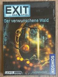EXIT - Das Spiel - Der verwunschene Wald - Einsteiger - KOSMOS Verlag