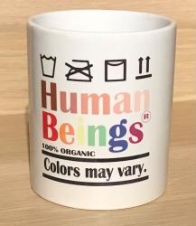 Tasse - Human Beings Pride Month Juni 2020 - Keramik - verschiedene Farben