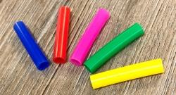 To-Go - Mundstück Silikon für Strohhalme - verschiedene Farben