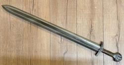 LARP - Schwert - BS Langschwert Fidas - Stahl