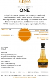 Whisky - St.Kilian - Signature Edition - 01 One - 45% - 0,5l